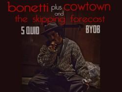 Bonetti EP release